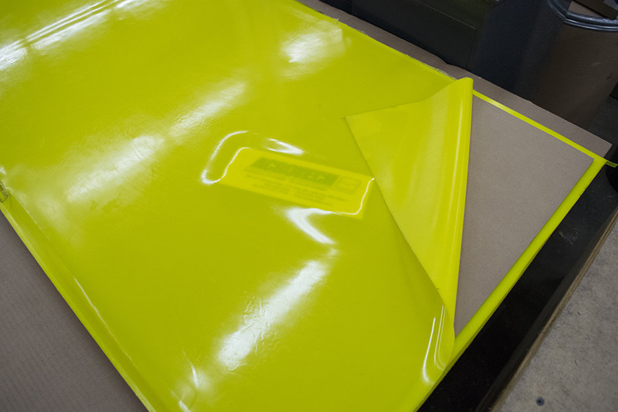 Thin Urethane Sheets