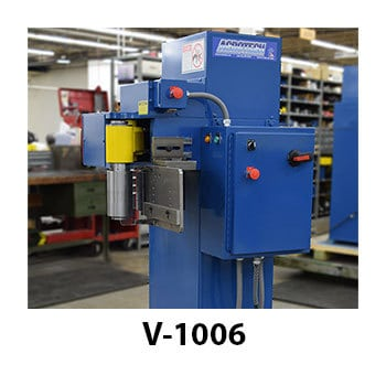 Sheet Metal Roll Bending Machines Acrotech Inc